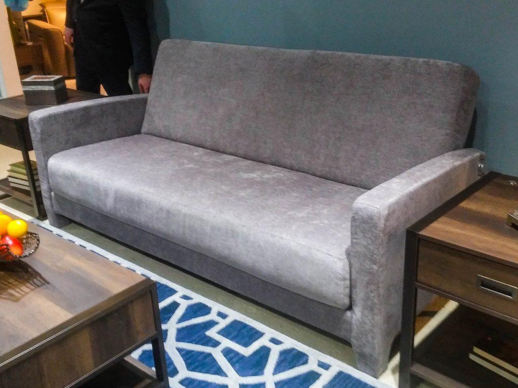Moda Divan Automatic Sleeper Sofa
